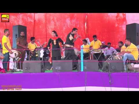 SURINDER MAAN & KARAMJIT KAMMO ! LIVE at PANJGRAIN NIJJRAN (Amritsar)-2015 ! Full HD !
