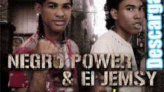 Negro Power Ft El Jemsy - AYA !