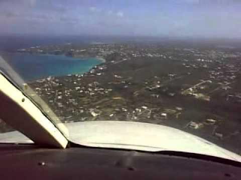 Landing Anguilla RWY 10 (TQPF).mp4