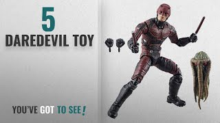 Top 10 Daredevil Toy [2018]: Marvel Knights Legends Series Daredevil, 6-inch