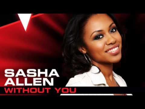 Sasha Allen-Without You
