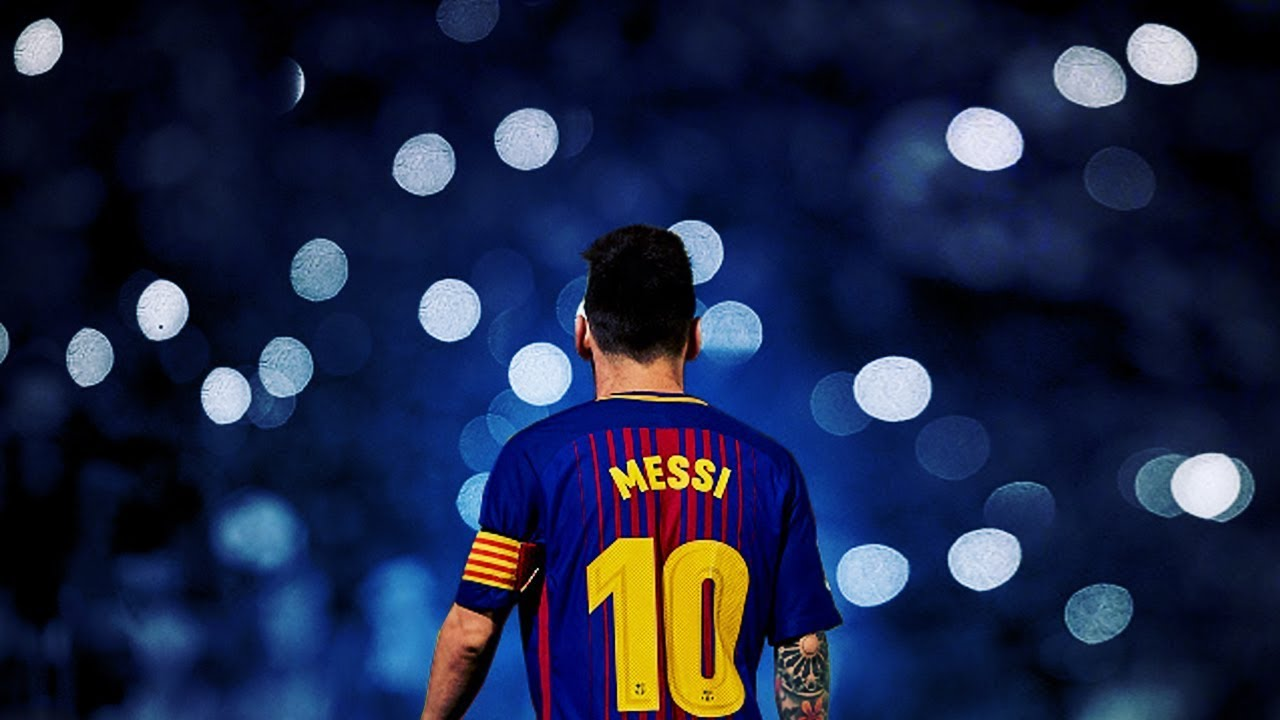Lionel Messi - Stargazing | Skills & Goals | 2017/2018 HD - YouTube