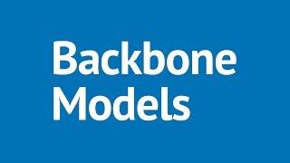 Backbone.js Tutorial Part 1 - Backbone.js Models: Creating Models
