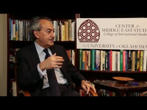 Joshua Landis interviews Hamid Biglari - U.S. and Iran Business Relations