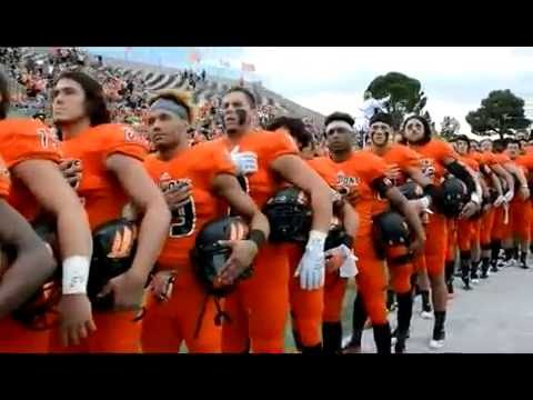 UTPB and WNMU football game