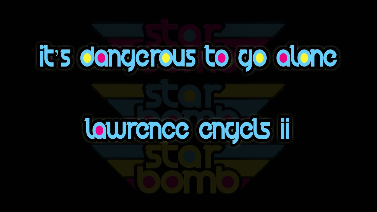 Starbomb It S Dangerous To Go Alone Starbomb Drum