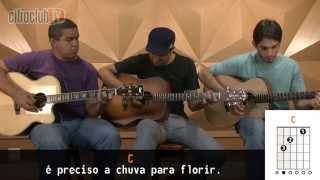 Tocando em Frente - Almir Sater (aula de violão completa)