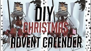 DIY Action Christmas Advent Calender!