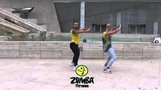 Video www stafaband co   zumba Portuñol Brazilian Funk   Cláudia Leitte feat Beto Perez download MP3, 3GP, MP4, WEBM, AVI, FLV Oktober 2017