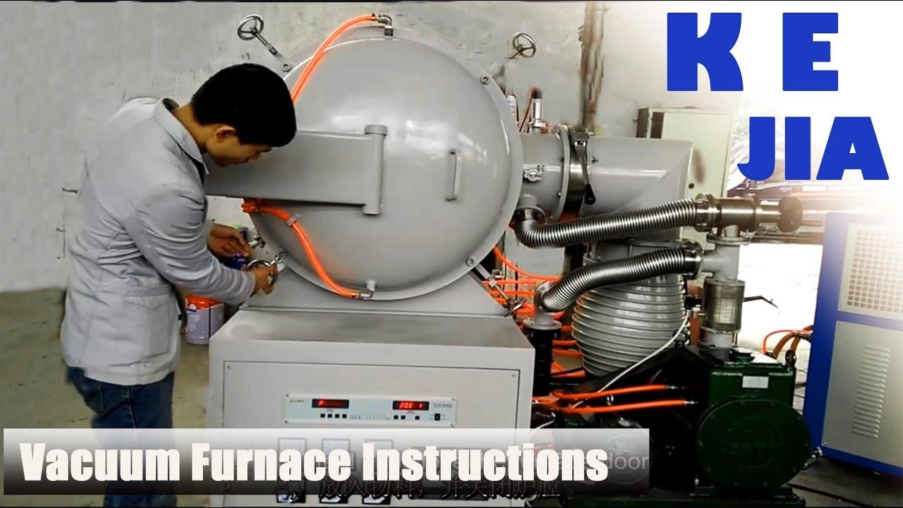 vacuum furnace instructions kejia youtube typical furnace wiring diagram vacuum furnace instructions kejia
