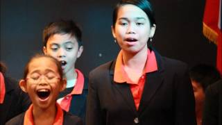 Loboc Children's Choir New Zealand Tour 2015 (Day 12)