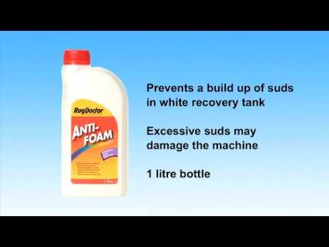 Rug Doctor Anti Foam Carpet Cleaning .mp4   YouTube