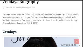 Zendaya Biography, Wikipedia, Wiki, Age, Affairs, Net Worth, Education, Career, Family, Awards, Life