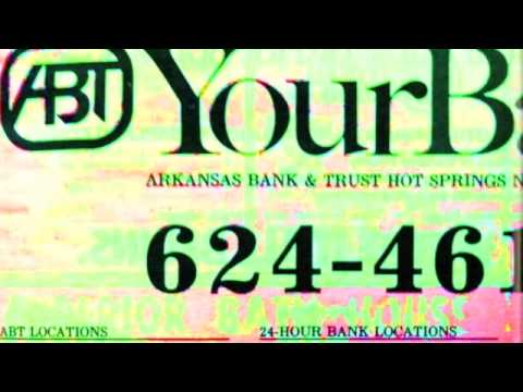 Arkansas Bank & Trust Radio Jingle 1972