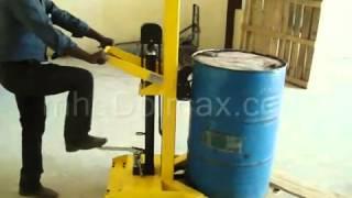 Hydraulic Drum Handling Equipment
