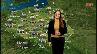 Prognoza pogody 30.11.2018