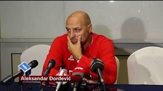 Aleksandar Đorđević pred Meč Srbija - Portoriko na Svetskom prvenstvu   SPORT KLUB KOŠARKA