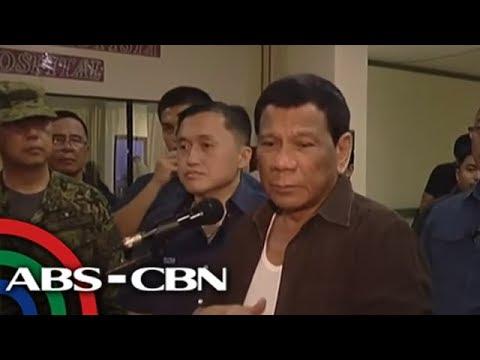 Bandila: Ilang sundalo, gustong patalsikin umano si Duterte