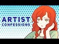 """""""I hate anime art styles"""" - Artist Confessions"""