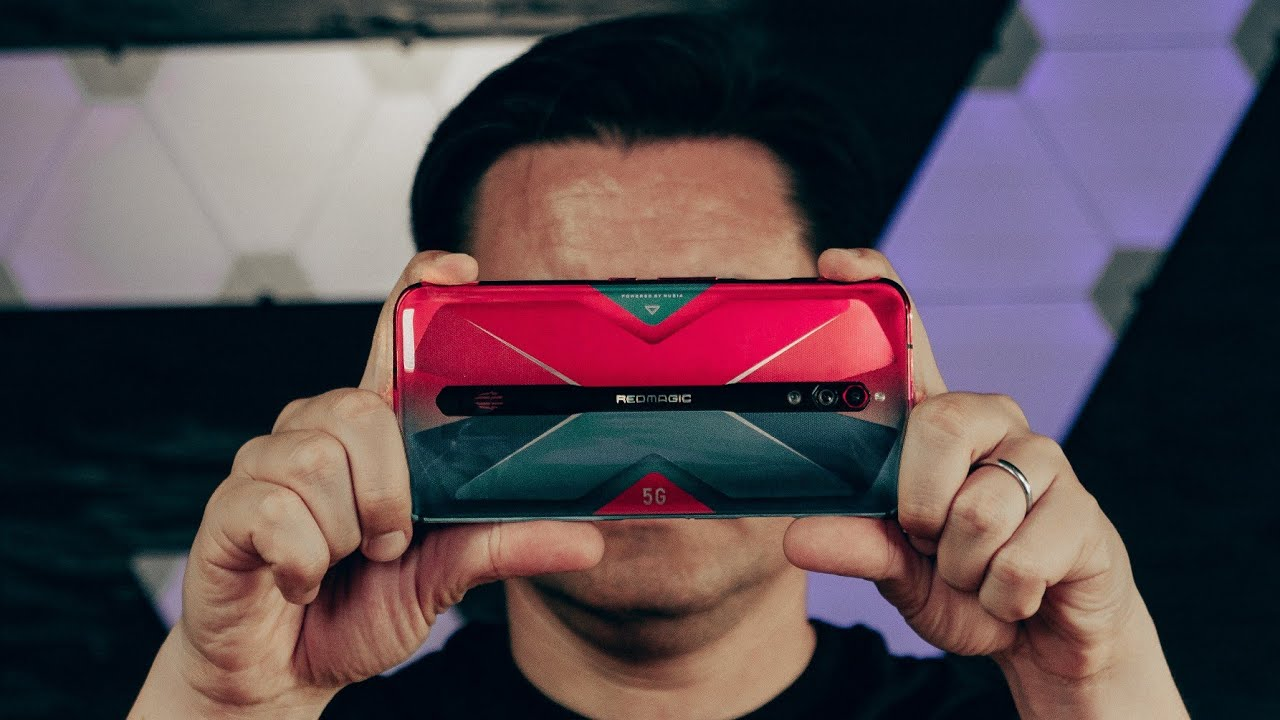 Ecran de 144Hz, procesor de ?! - Nubia Red Magic 5G - Unboxing & Review