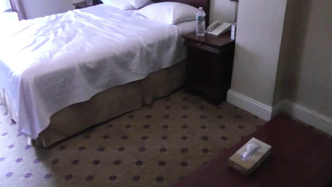 wellington hotel deluxe double. Wellington Hotel - Room 2533 NYC 2013 Deluxe Double