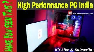 Build Powerful High Performance Liquid Cooled Gaming & Editing PC SP Road Bengaluru Bangalore India