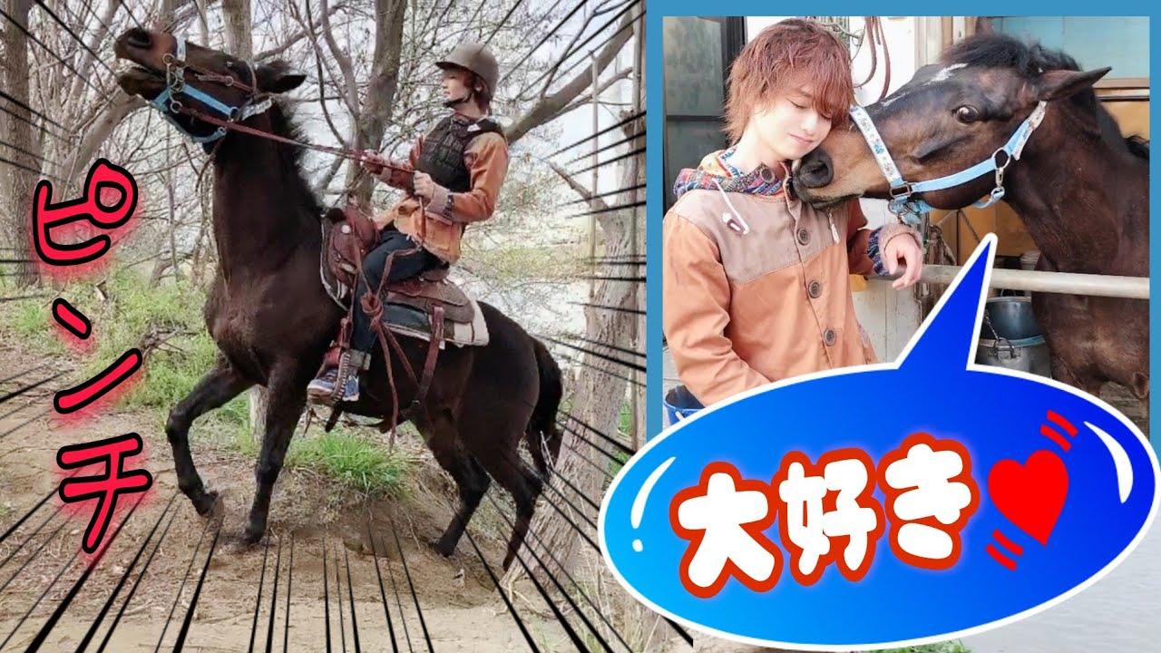 【乗馬】会話が出来るお馬さんとお話したら将来のお嫁さんが判明しました。horse riding