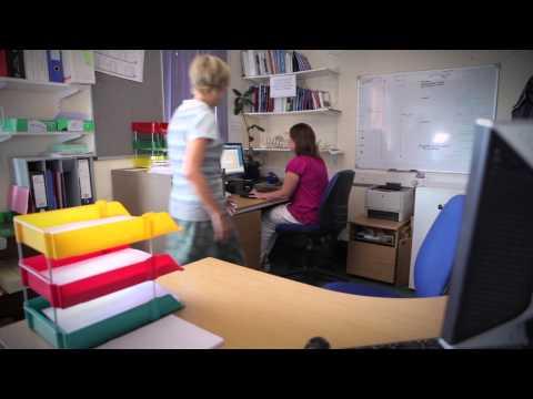 Winscribe Musgrove Park Hospital film