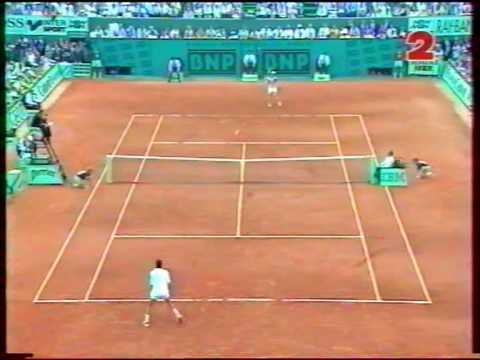 Bruguera Courier French Open 1993 (4/7)