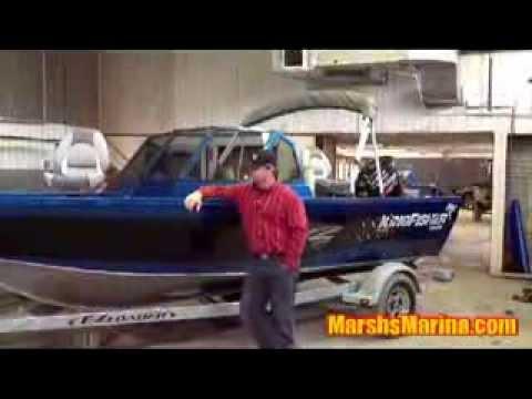2014 KingFisher Flex 1925 Fishing Boat - Www.MarshsMarina.com