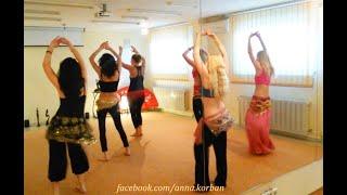урок восточного танца -