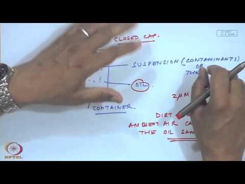 Mod-01 Lec-33 Oil Analysis