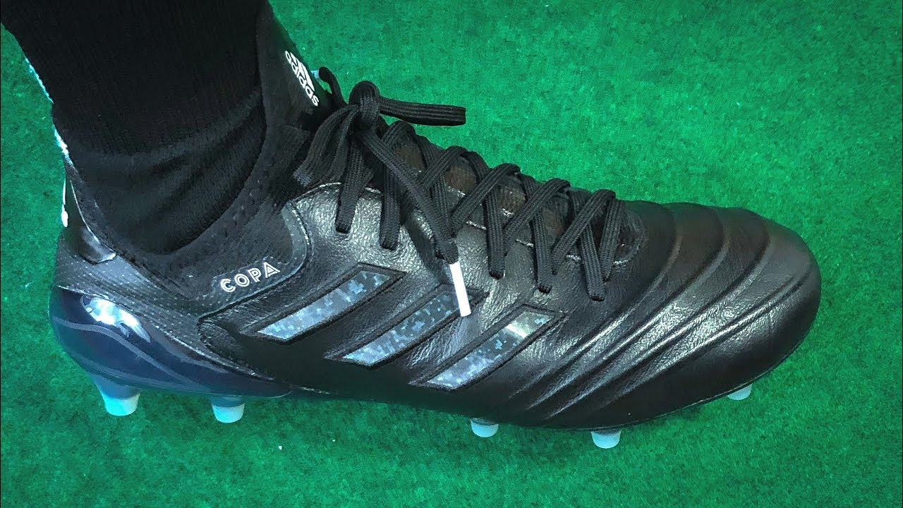 Adidas Copa 18.1 (Shadow Mode Pack) - Unboxing 30e9ebe61