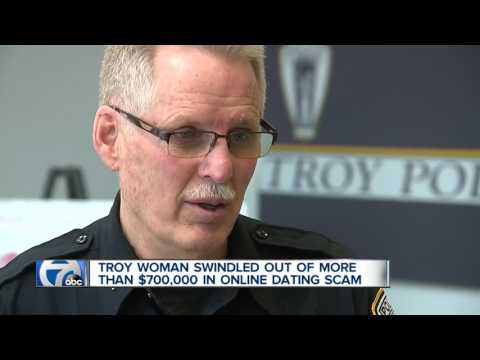 Metro Detroit woman scammed out of $703,000 by man she met online