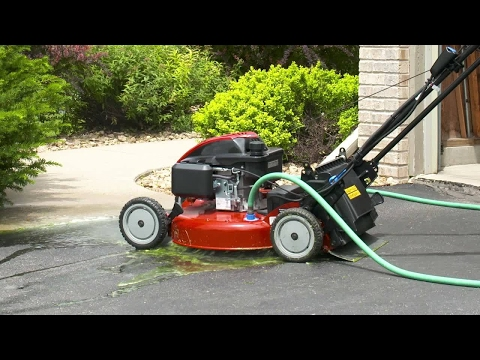 How To Clean a Lawn Mower Deck the Right Way | Yard Care Blog | Yard