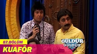 Güldür Güldür Show 87.Bölüm - Kuaför