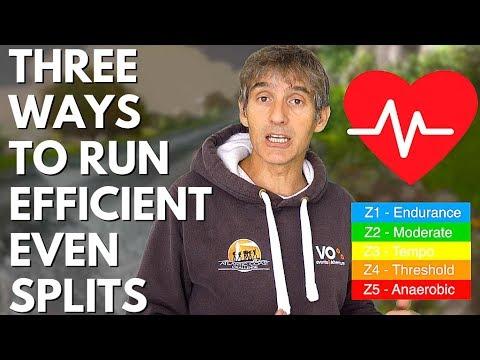 Three Ways to Run Efficient, Even Splits