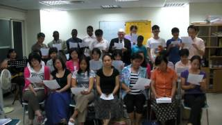 Hymn#894 Will you be an overcomer (hall 41, the church in Taipei)