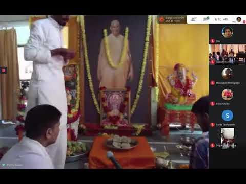 swami-sivananda-paadpuja-from-uttarkashi-(birthday)