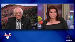 Bernie Sanders Urges His Supporters to Vote for Biden in Presidential Election | The View