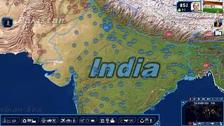 Geopolitical Simulator 4:  2018 - All Roads Lead to Delhi Ep. 5 - Intelligence Work