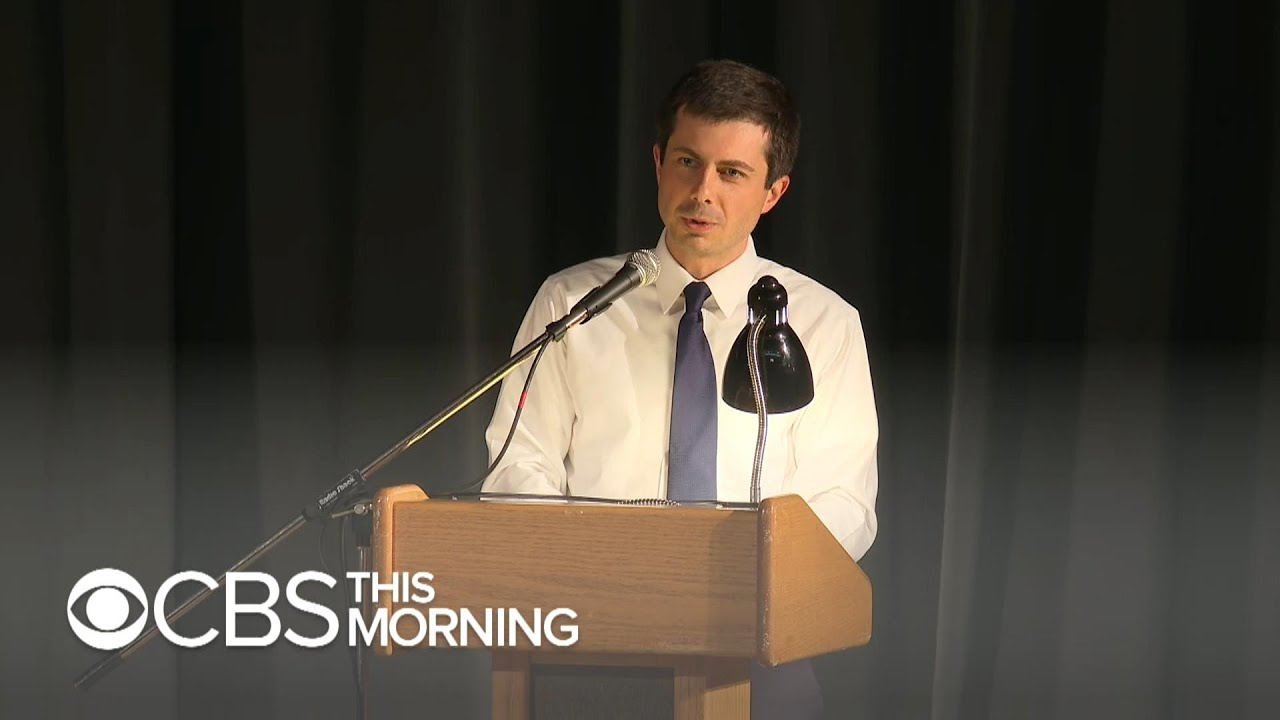 Pete Buttigieg faces contentious town hall over officer-involved shooting