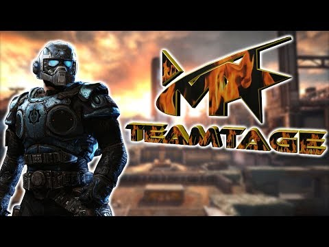 JOINED A NEW TEAM! Gears Of War 4 Morning Star Teamtage