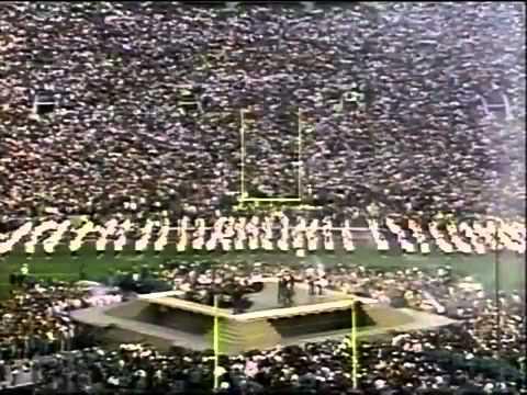 Michael Jackson Live At The Superbowl (January 31st 1993 Pasadena California)