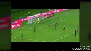 أهداف المجموعة الثالثة / المباريات الثلاث الأولى:CAF 2017