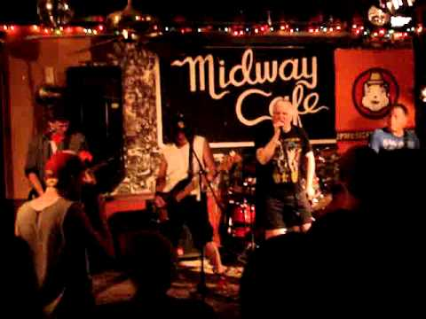 F.U.'s - Rock the Nation / Promised Land - LIVE @ Midway Cafe 9/4/11