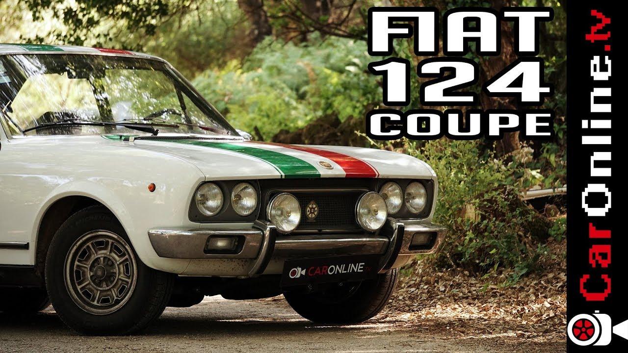Fiat 124 sport coupe 1800 conduzi a 39 bella 39 review portugal youtube - Fiat 124 coupe sport fiche technique ...