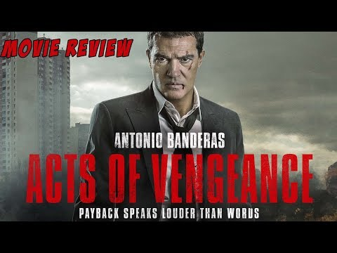 Acts of Vengeance 2017 Movie