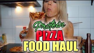 Prozis FOOD HAUL 🍕Protein Pizza