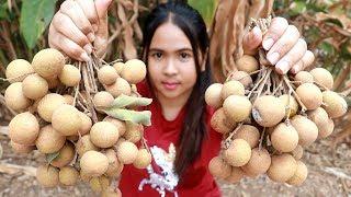 Awesome Cooking: Longan Fruit Dessert Recipe - Cook & Eating Food Show thumbnail
